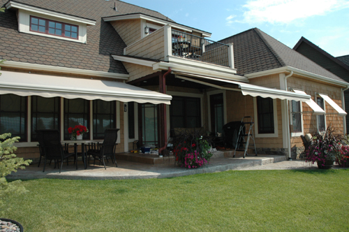 Boise Fabric Patio Awnings Pacific Home And Patio Of Idaho