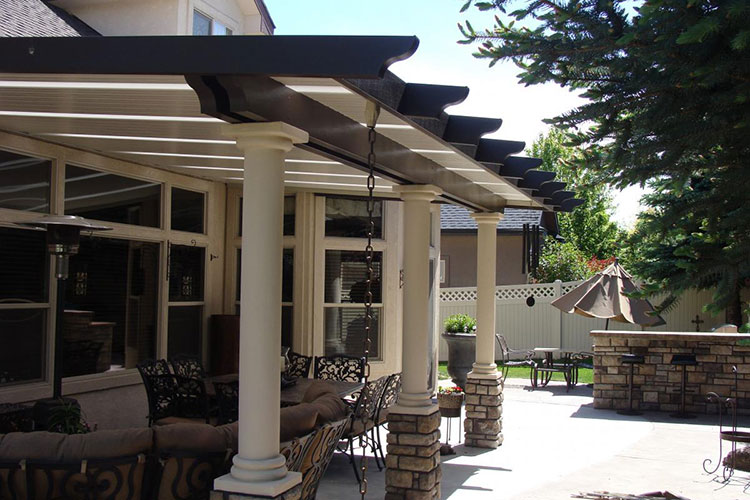 Patio Covers Add Value To Your Home While Creating A More Livable E For You Entertain Or Spend Time With Family And Friends