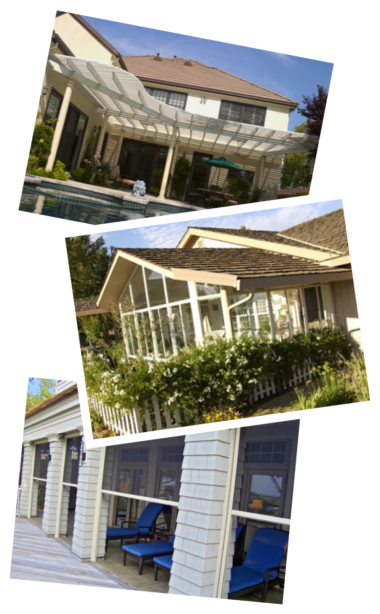 Boise Patio Covers Awnings Sunrooms Pergolas In Idaho Pacific