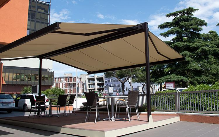 Fabric Patio Covers Pacific