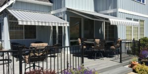 Fabric Patio Awning